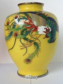 Cloisonne Vase Japanese