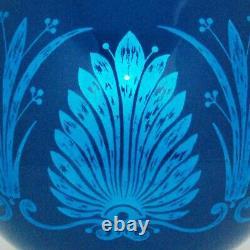 Japanese Cloisonne Enamel Vase Imbedded Floral Design PIB (Pictured In Book)