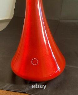 Japanese Cloisonne Enamel Vase, Signed Ogasawara Shuzo