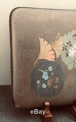 Japanese Meiji Namikawa Sosuke Cloisonne Tray