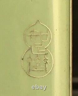 Museum Quality Japanese Meiji Silver Wire Cloisonne Box by Hayashi Tonigoro