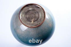Vintage 20th Japan Original Cloisonne vase with dragon 31.5 cm